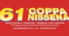 61ª Coppa Nissena, aperte le iscrizioni alla gara in programma il 25 e 26 Aprile