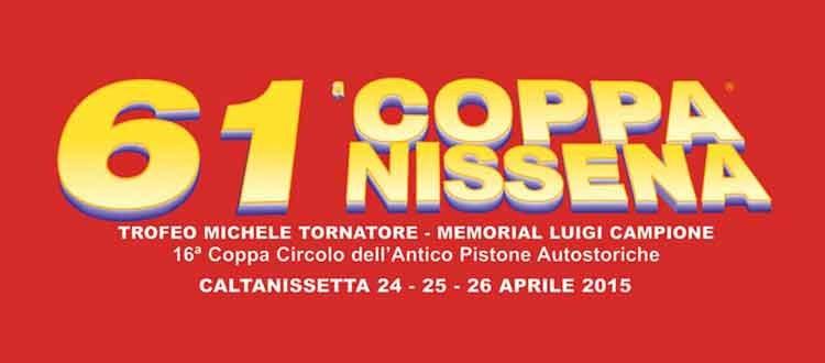 Prorogate le iscrizioni alla 61ª Coppa Nissena