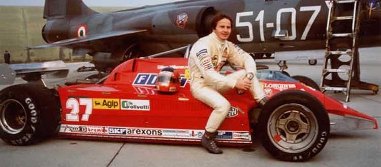 Gilles Villeneuve: elogio alla follia