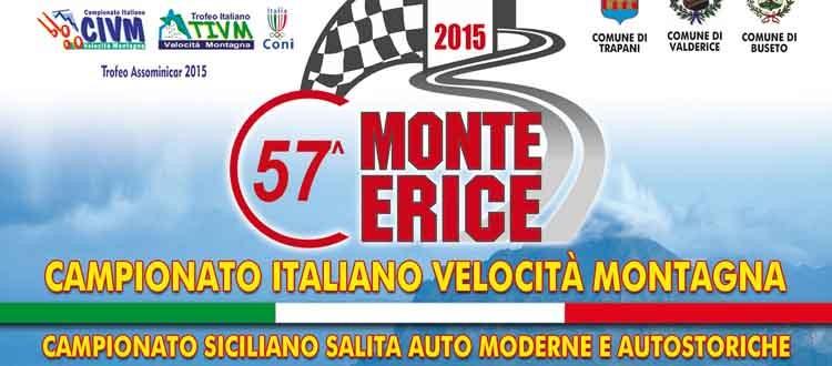C'è grande attesa per la 57esima edizione della cronoscalata Monte Erice