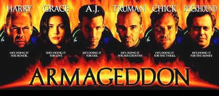 Il giorno di Armageddon..