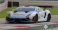 Grande spettacolo a Monza nel sabato del secondo Aci Racing Weekend