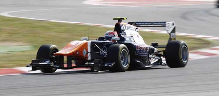 A Luca Ghiotto la pole in GP3 a Barcellona