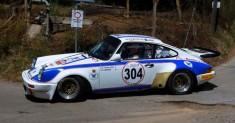 Guagliardo–Granata su Porsche nella Targa Florio Historic Rally