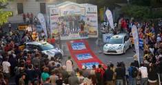 Fontana cala il poker al Rally del Taro