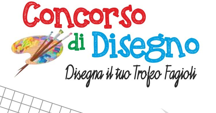"""Al via a Gubbio il concorso """"Disegna il tuo Trofeo Fagioli"""""""