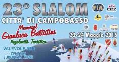 Da domani riflettori accesi sul 23° Slalom Città di Campobasso
