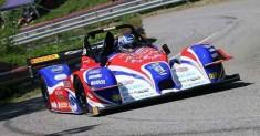 Simone Faggioli e la Sport Made in Italy al via del Trofeo Scarfiotti