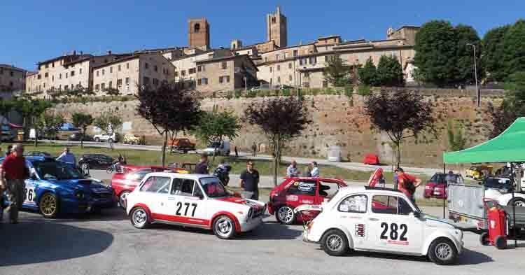 Il CIVSA ritorna a Sarnano con l'ottavo Trofeo Scarfiotti Storico