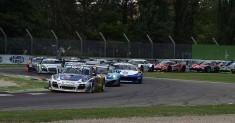 A Imola è iniziato lo spettacolo del 4° Aci Racing Weekend 2015