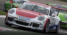 Andrea Fontana sfiora il podio al debutto nella Porsche Carrera Cup