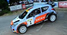 Corrado Fontana vince il 35° Rally del Casentino e ipoteca il titolo IRC Pirelli 2015