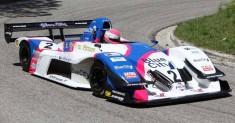 Christian Merli in gara nella 65ª Trento Bondone
