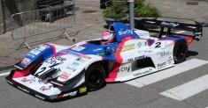 Merli e la sua Osella FA30 RPE in gara nella 53ª edizione della Rieti Terminillo