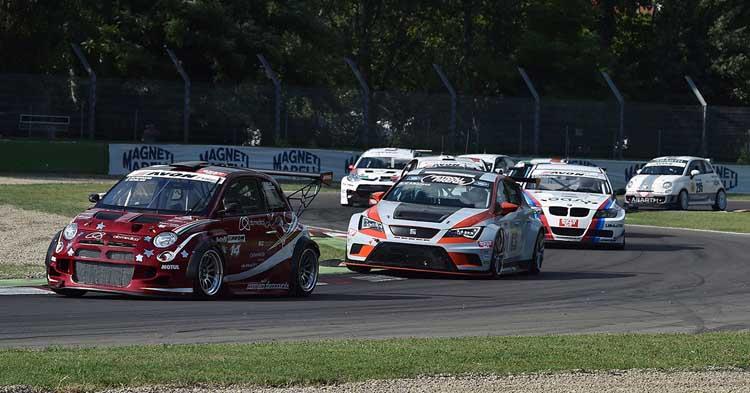 L'Aci Racing Weekend sbarca a Pergusa per il 6° appuntamento stagionale