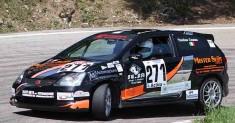 Magliona Motorsport sul podio di classe con Cossu a Trento