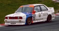 La BMW M3 del campione Roberto Ravaglia scelta come apripista della 43ª Cronoscalata dello Spino