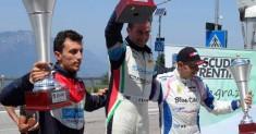 Settimo successo di Faggioli sul Bondone. Per lui anche il nuovo strepitoso record