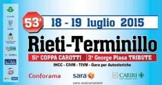 Da domani via alla 53ª edizione della Rieti Terminillo – 51ª Coppa Bruno Carotti