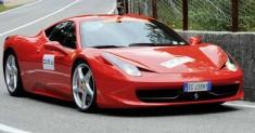 "Ferrari ""in parata"" al 50° Trofeo Luigi Fagioli"