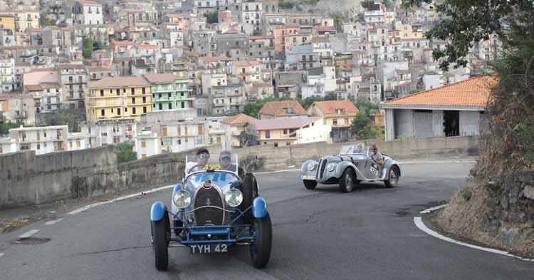 Prestigio di Partner alla Targa Florio Classica dal 16 al 18 ottobre