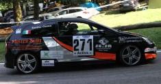 Magliona Motorsport e Cossu in Svizzera per l'Europeo Montagna
