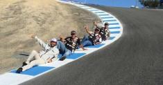 Scaletta 2000 si fa apprezzare anche a Laguna Seca