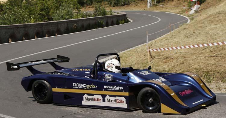La XXI Limabetone è la settima di Campionato Italiano Velocita' Salita Autostoriche