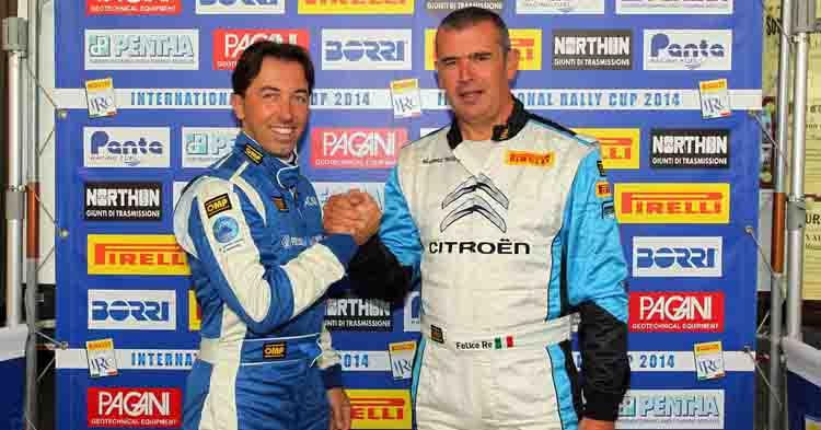 Il rally Valli Cuneesi e Pietra di Bagnolo deciderà l'International Rally Cup 2015