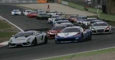 Il maltempo chiude in anticipo l'ottavo Aci Racing Weekend