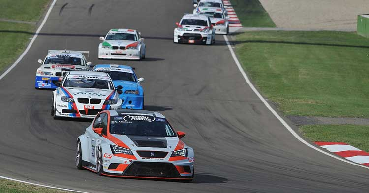 L'Aci Racing Weekend torna a Vallelunga per l'ottavo round 2015