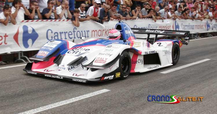 Christian Merli in gara alla 33ª Pedavena – Croce D'Aune