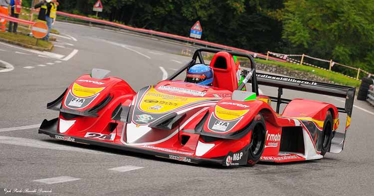 Paride Macario ottimo terzo al 45° Trofeo Vallecamonica