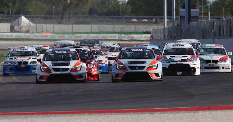 """Al Mugello tutto pronto per il """"Gran Finale"""" degli Aci Racing Weekend"""