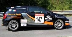 Magliona Motorsport a forza 5 per l'Alghero Scala Piccada