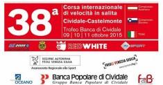 172 iscritti alla 38ª Cividale – Castelmonte. Si parte con le verifiche di venerdì 9 ottobre!