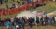 Prima giornata a motori accesi per il Rallylegend 2015