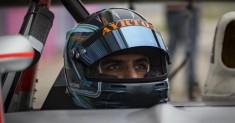 Oltre le più rosee aspettative i test di Ayrton Molinaro all'Autodromo del Levante