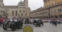 La Mille Miglia farà tappa a Fermo