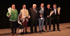 Consegnati a Bologna i premi della Velocità Montagna 2015