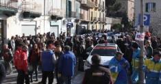 Il Rally Torri Saracene apre il campionato Regionale 2016