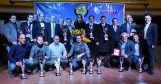 Per il quarto anno consecutivo la Catania Corse premiata come migliore scuderia siciliana