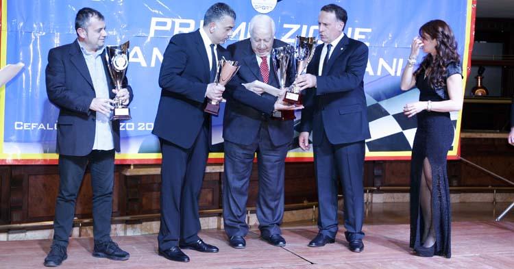 Premiati a Cefalù i Campioni Siciliani 2015