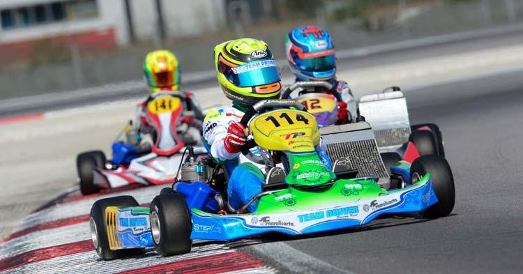 """Dopo la """"falsa partenza"""" di Nizza, il Team Driver debutta nella Rok Cup a Lonato"""