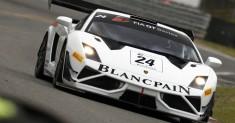 Ignazio Cannavò nel CIVM con la Lamborghini Gallardo