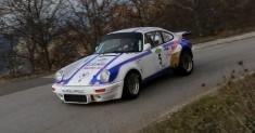 Domenico Guagliardo e Francesco Granata primi all'Historic Rally Vallate Aretine