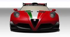 Marco Gramenzi punta al CIVM 2016 con l'Alfa Romeo 4C