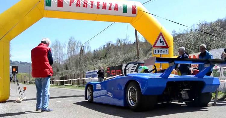 La 20ª Lago Montefiascone aprirà il Campionato Italiano Velocità in Salita Autostoriche