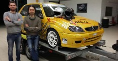 Michele Mancin al via del prossimo Rally Day delle Dolomiti