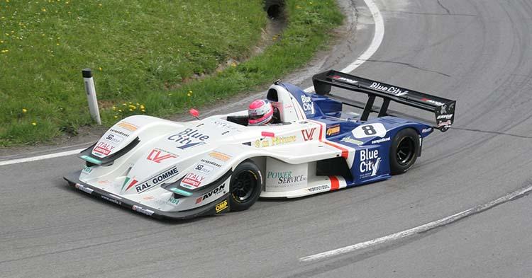 Christian Merli conferma la sua presenza al Trofeo Scarfiotti
